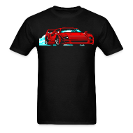 T-Shirts ~ Men's T-Shirt ~ Car