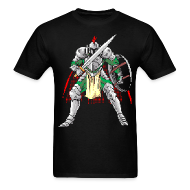 T-Shirts ~ Men's T-Shirt ~ Knight