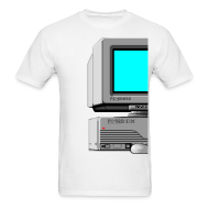 T-Shirts ~ Men's T-Shirt ~ Computer love