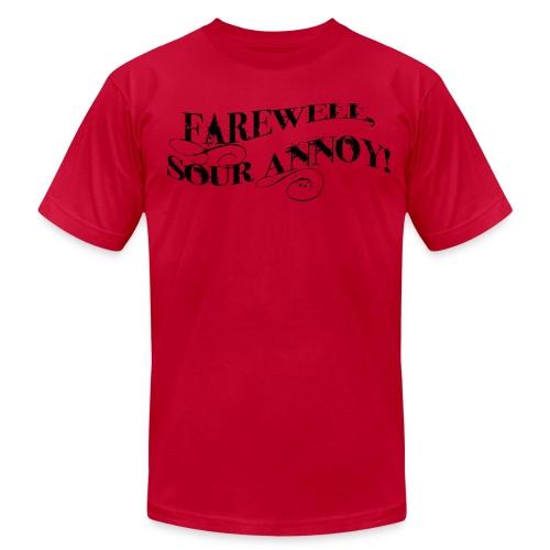 Sour Annoy - Men's - Men's Fine Jersey T-Shirt