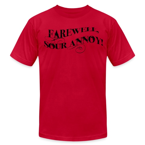 Sour Annoy - Men's - Men's  Jersey T-Shirt