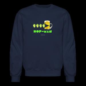 Hop Man Men's Crewneck Sweatshirt - Crewneck Sweatshirt