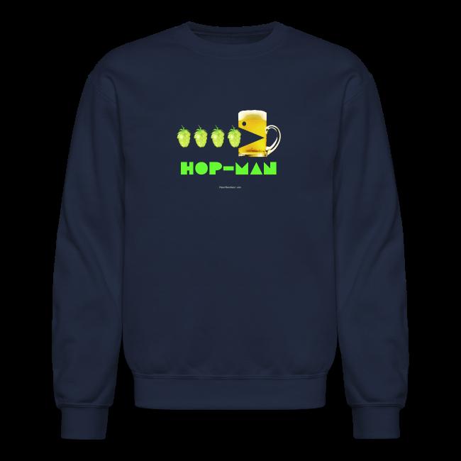 Hop Man Men's Crewneck Sweatshirt
