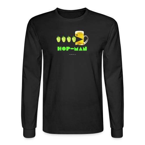 Hop Man Men's Long Sleeve T-Shirt - Men's Long Sleeve T-Shirt