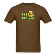 T-Shirts ~ Men's T-Shirt ~ Hop Man Men's T-Shirt