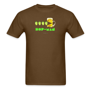Hop Man Men's T-Shirt - Men's T-Shirt