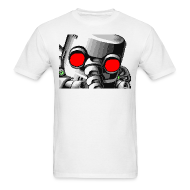 T-Shirts ~ Men's T-Shirt ~ Robot