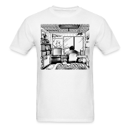 T-Shirts ~ Men's T-Shirt ~ Working