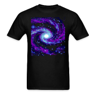 T-Shirts ~ Men's T-Shirt ~ Galaxy