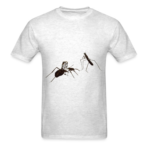 Mantis Hunt - Men's T-Shirt