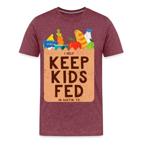 Keep Kids Fed - Men's Premium T-Shirt