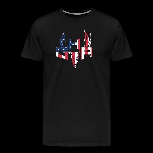 OHA Flag - Men's Premium T-Shirt