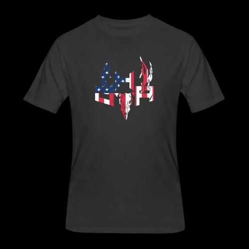 OHA Flag - Men's 50/50 T-Shirt