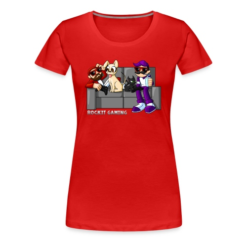 Couch Party Season 2 Women's T - Women's Premium T-Shirt
