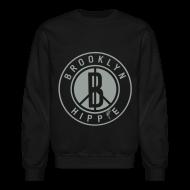 Long Sleeve Shirts ~ Crewneck Sweatshirt ~ Brooklyn Hippie Sweatshirt