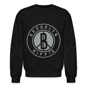 Brooklyn Hippie Sweatshirt - Crewneck Sweatshirt