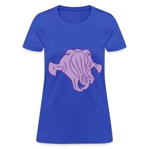 Cuttlefish - Women's T-Shirt