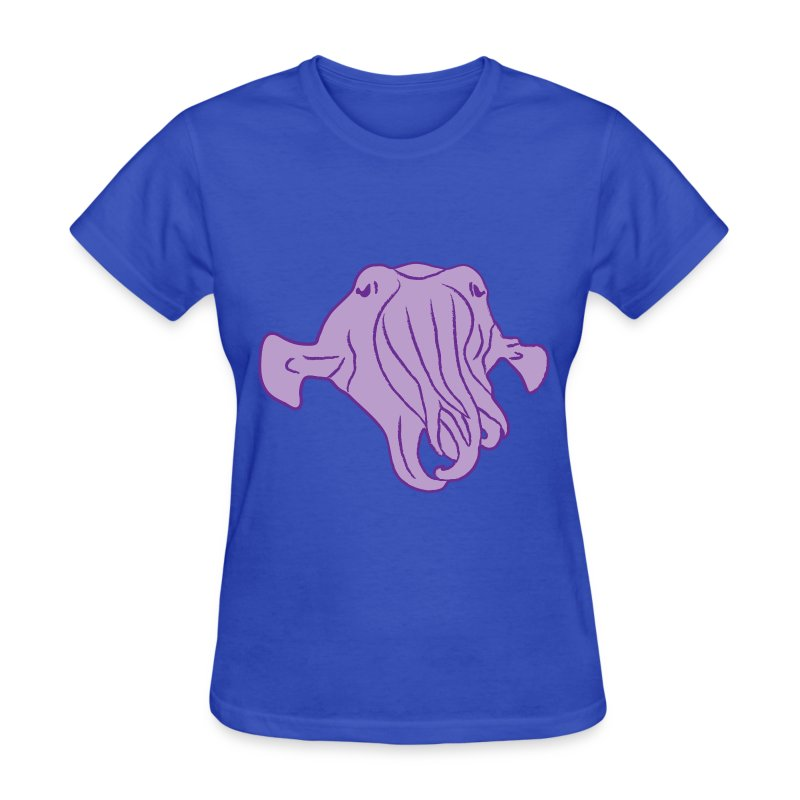 Cuttlefish - Women's T-Shirt