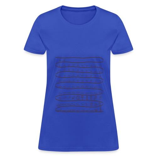 Evolution (women's) - Women's T-Shirt
