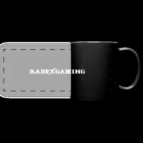 Wraparound RXG Logo Mug - Full Color Panoramic Mug