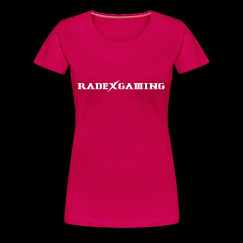 Women's Comfort Fit Tee - Women's Premium T-Shirt
