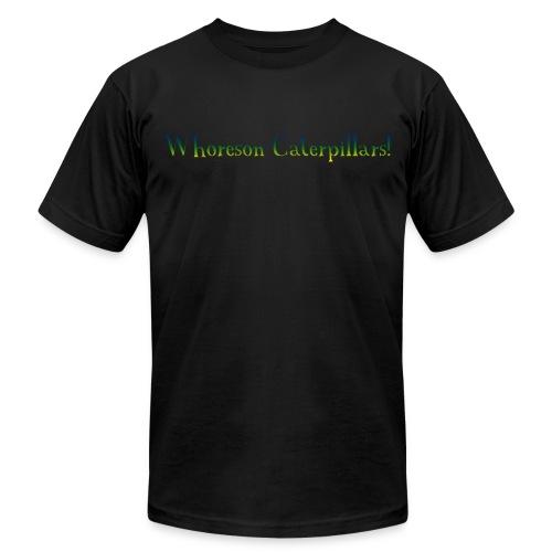 Whoreson Caterpillars! - Men's (spring font) - Men's  Jersey T-Shirt