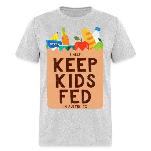 Keep Kids Fed - Men's T-Shirt