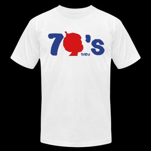 70's Baby - Men's Fine Jersey T-Shirt