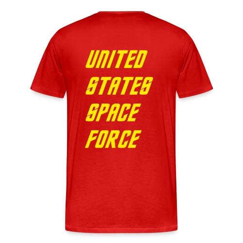 U.S. Space Force  - Men's Premium T-Shirt