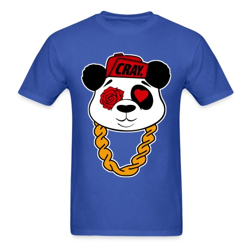 HIP HOP PANDA - Men's T-Shirt
