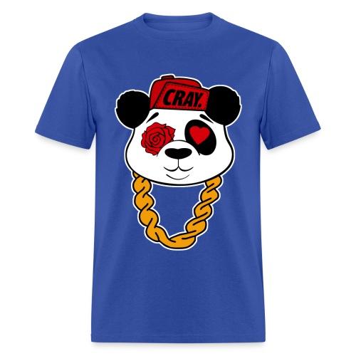 HIP HOP PANDA - Men's T-Shirt