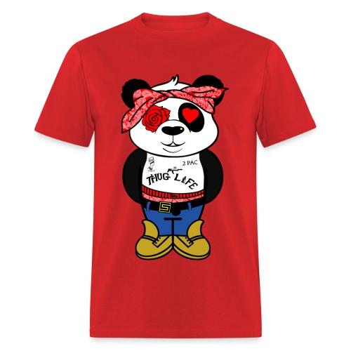 2PAC PANDA - Men's T-Shirt