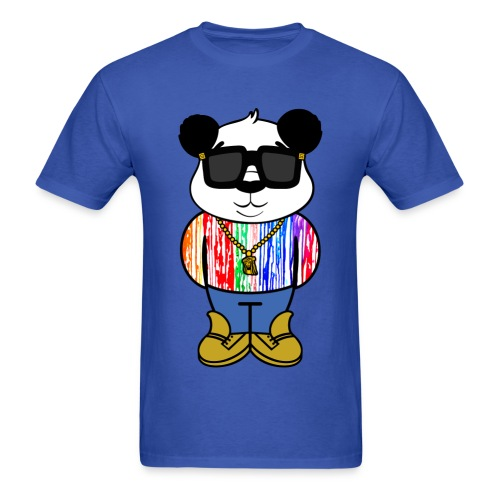 BIGGIE PANDA - Men's T-Shirt