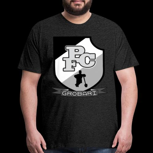 Grobari PFC - Men's Premium T-Shirt