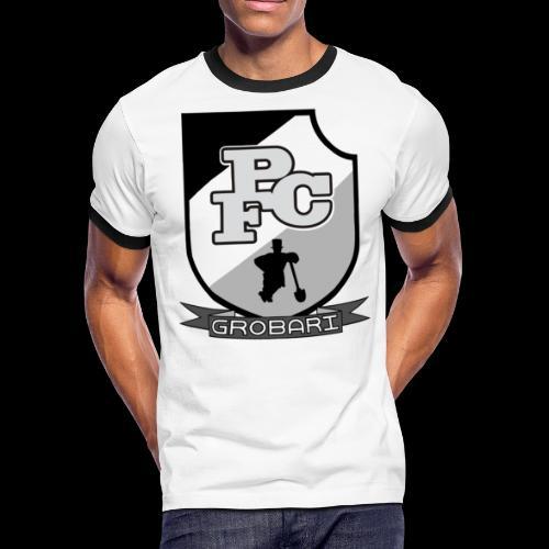 Grobari PFC - Men's Ringer T-Shirt