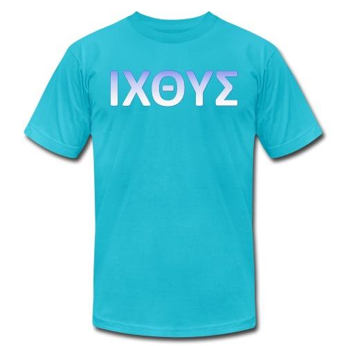 ICHTUS - Men's Fine Jersey T-Shirt