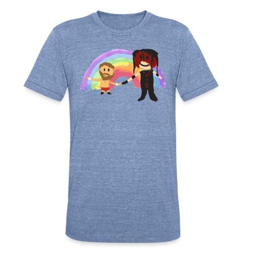 Team Friendship - Unisex Tri-Blend T-Shirt