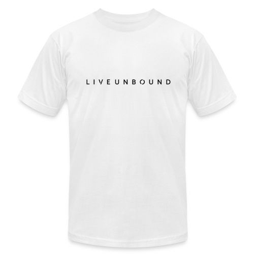 LiveUnbound - Men's Fine Jersey T-Shirt
