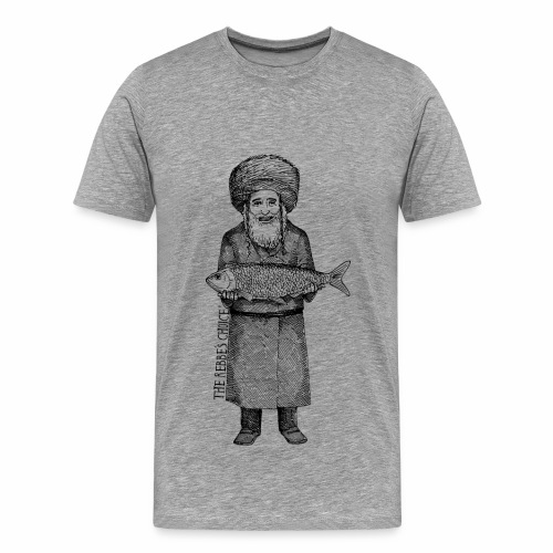 The Rebbe - Premium Tee - Men's Premium T-Shirt