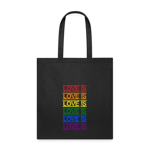 Love Is - Tote Bag