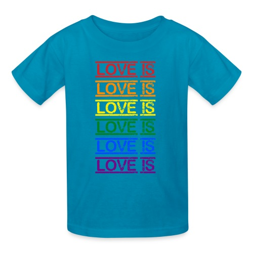 Love Is - Kids' T-Shirt