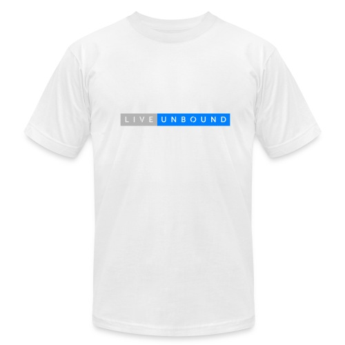 LiveUnbound - Men's  Jersey T-Shirt