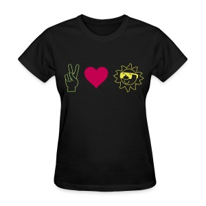 Peace.Love.CRU - Women's T-Shirt