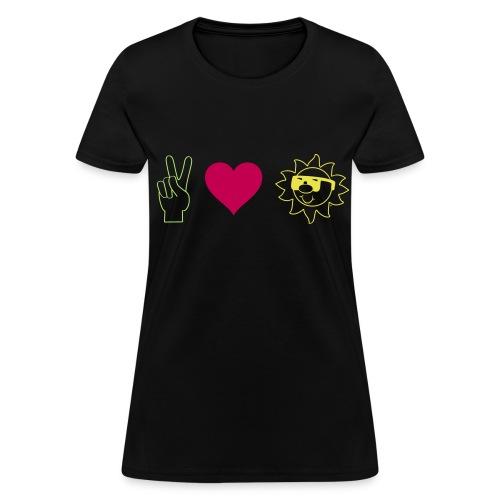 Peace.Love.CRU - Women's T-Shirt