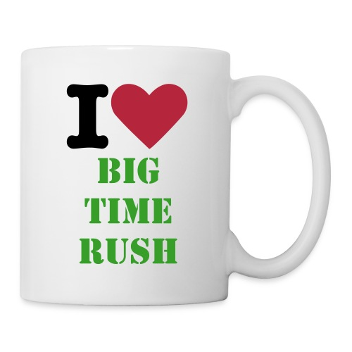 i love big time rush mug - Coffee/Tea Mug