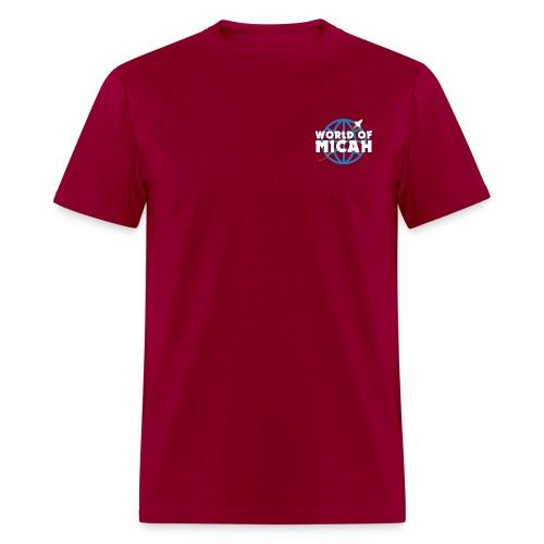 Stay Weird Pocket  - Men's T-Shirt