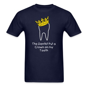 Crowned Tooth (Mens) - Men's T-Shirt