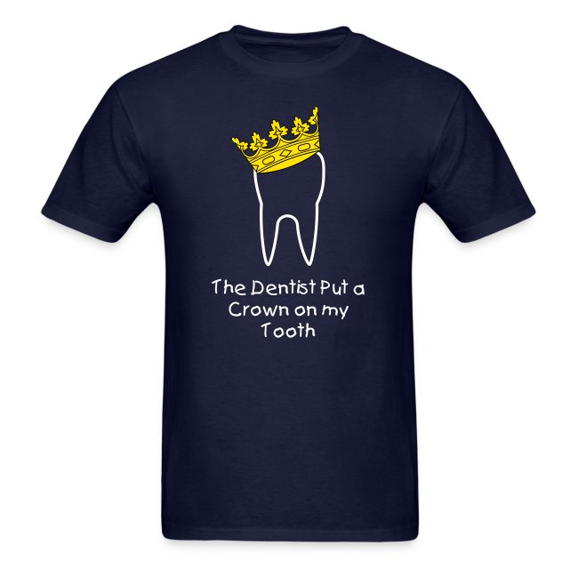 Crowned Tooth (Mens)