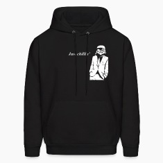 Stormtrooper chillin' Hoodies