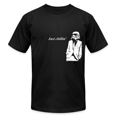Stormtrooper chillin' T-Shirts